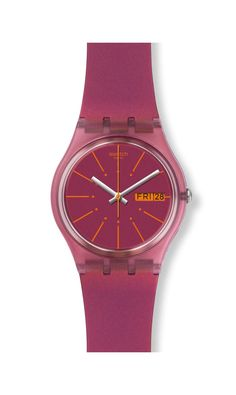 SNEAKY PEAKY Swatch Watch