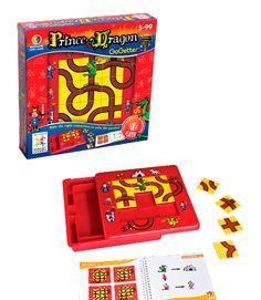 GoGetter Prince & Dragon | SmartGames - Puzzelspellen voor één speler