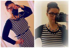 monochrome, spring/summer 14, stripes, aw14, ss14