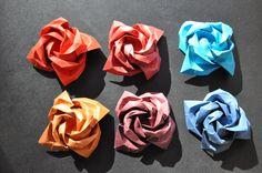 Mi presentación de mi página de facebook: 6 rosas de Kawasaki