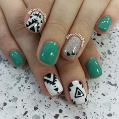 Tribal nails                                                                                                                                                                                 More