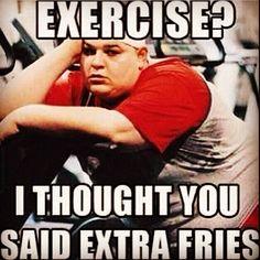 Hahaha  #tfw #thefitnesswolf #funny #fitness