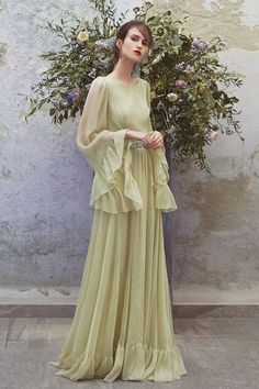 Dreamy dress by Luisa Beccaria Cool Chic Style Fashion Day Dresses, Wedding Dresses, Luisa Beccaria, Costume, Mode Inspiration, Dress First, Beautiful Gowns, Dream Dress, Pretty Dresses