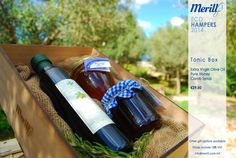 Healthy products all in one - honey, olive oil and carob syrup. Ideal to bust winter germs - Merill Local Products - www.merill.com.mt