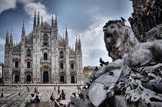 Milano, Italy #TheCrazyCities #crazyMilan