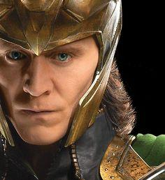 Loki rocks!!   The Avengers
