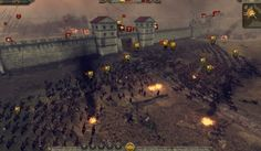 New Total War: Attila Update due out Tomorrow Which will add the Ability to Hack Down Gates