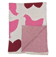 Recycled Cotton Blanket - BABY | Pink Chicken New York