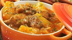 Receita de Vaca Atolada Mineira É um prato típico da comida caipira tem como ingredientes costela bovina e mandioca popular em Minas Gerais e Santa Catarina
