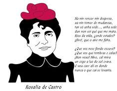 25 Ideas De Rosalia De Castro Poemas Poesía Frases