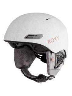 roxy, Love Is All Snow Helmet, MID HEATHER GREY (sla0)