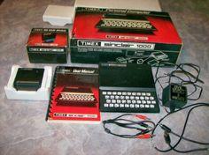 Timex Sinclair-1000.