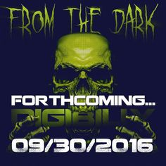 "Digibilly's newest creation is complete! On 09/30/2016 ""From The Dark"" will be released to all major online music retailers! Go to digibillymusic.com to have a listen."