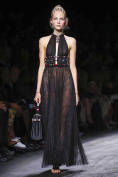 Valentino Ready To Wear Spring Summer 2016 Paris