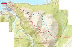 Romsdalseggen is one of the finest ridge walks in Norway. Located near Andalsnes is easily accessible by public transport. Detailed hike description and map Best Campgrounds, Better Weather, Bus Tickets, Tourist Information, Fun To Be One, Norway, Hiking, Outdoors, Travel