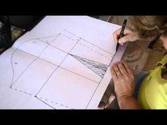 DIY : Como transformar manga simples em manga duas folhas (alfaiate) - A...