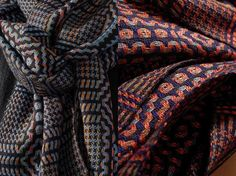 Current Work | Muffy Young Handweaving and Cloth Design