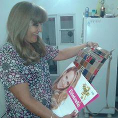 Nilda mandó la foto de lo que recibió para su cumple ¡Muy contenta con su regalo! / Gracias por compartir la foto :-)