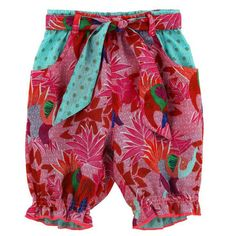 Kenzo Jungle kids trousers | Bibaloo