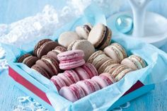 Ze sna o Francii. Thing 1, Macaroons, Christmas And New Year, Christmas Cookies, Sweet Treats, Deserts, Food And Drink, Sweets, Puddings