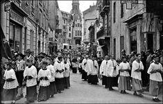 Old Photographs: Pre-Vatican II, Michael Ledesma, Facebook