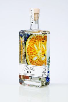 Janus Gin, Self-promotion Packaging Design. Concept packaging by Linea Designers & print by lithobru Cool Packaging, Beverage Packaging, Bottle Packaging, Brand Packaging, Packaging Design, Branding Design, Olive Oil Packaging, Identity Branding, Corporate Design