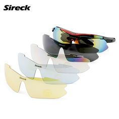 793f38634174d wilderness Sireck Polarized Cycling Glasses Sports Goggles Hiking Cycling  Eyewears 5 Lens Bicycle Bike Sunglasses Oculos Ciclismo Men Women      AliExpress ...