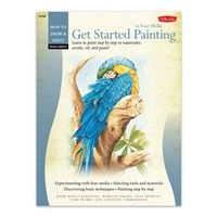 FOSTER BOOK NO 298 GET STARTED PAINTING