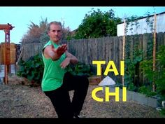Tai Chi - Ultimate Warmup #4 - Brush Knee and Push