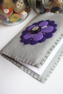 LIME RIOT: Embellished Notebook Cover with Tutorial