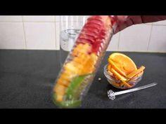 3 Verfrissende fruitwater | samenwerking met www.waterflesmetfruitfilter.nl Fruit Infused Water, Fruit Water, Smoothie Drinks, Smoothies, Superfood, Vegetables, Health, Smoothie, Health Care
