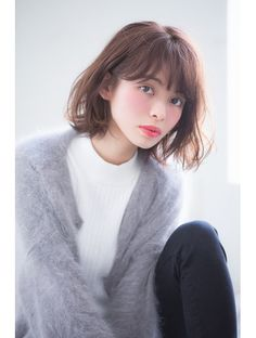 ジョエミバイアンアミ(joemi by Un ami)【joemi】クラシカルモード無造作ウェーブ☆ミルクティーカラー