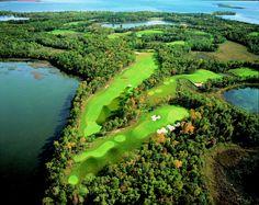 Deacon's Lodge Golf Course - Brainerd Minnesota Golf - Breezy Point Resort…
