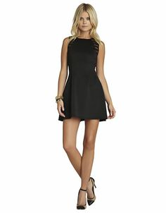 Women's Apparel | Dresses | Scuba Zip-Back Dress | Lord and Taylor