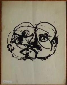 "Jackson Pollock   ""Jackson Pollock"" 1951 Exhibition Catalogue, Betty Parsons (1951)   Available for Sale   Artsy"