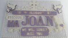 Condolences Card, Memories, Frame, Cards, Decor, Sympathy Card Messages, Memoirs, Picture Frame, Souvenirs