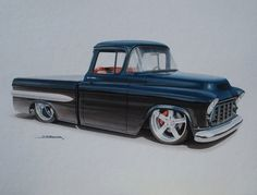 Chevy Cameo!