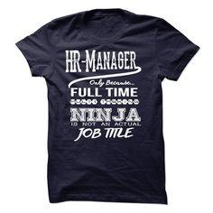 Ninja HR-Manager T-Shirt T Shirt, Hoodie, Sweatshirt