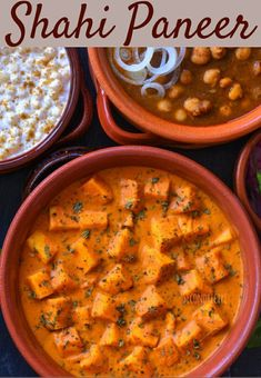 There are many variations for Paneer curries. Shahi paneer and Paneer butter masala are similar such recipes. Best Paneer Recipes, Paneer Curry Recipes, Indian Paneer Recipes, Indian Food Recipes, Punjabi Recipes, African Recipes, Butter Paneer Masala Recipe, Shahi Paneer Recipe, Rajma Recipe