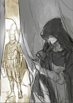Thor & Loki by coralliu