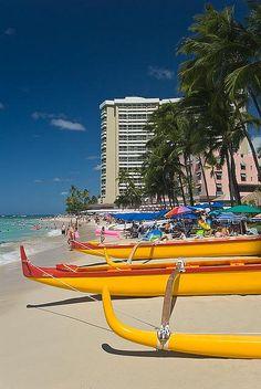 Honolulu, Hawaii. by Mike NZ, via Flickr