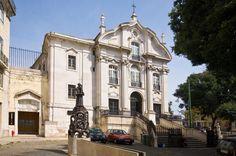Atracções turísticas e Notificações em Portugal , Igreja de Santo António de Lisboa