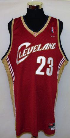 a8a23284fb CLEVELAND CAVALIERS NBA LEBRON JAMES BASKETBALL JERSEY SWINGMAN REEBOK SIZE  M | eBay