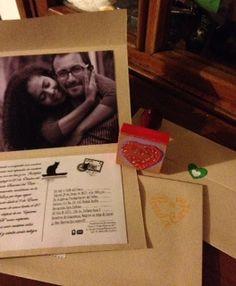 DIY: wedding invitations!