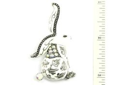 Sparkling AB Austrian Crystal Jeweled Rabbit with Leafs Brooch Belle Fashion,http://www.amazon.com/dp/B00F3MSK9I/ref=cm_sw_r_pi_dp_sh48sb03RHHEHAWT