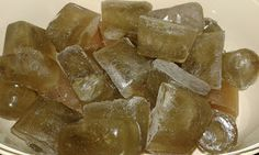 Sage ice cubes for face icing Ice Cubes For Face, Homemade Cosmetics, Recipe Steps, Sage, Icing, Ethnic Recipes, Food, Salvia, Essen