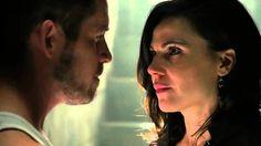 4x08 Regina & Robin Hood kiss - YouTube