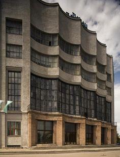 Palace of Culture for the Railway Workers , Kharkiv, Ukraine by Aleksandr Dmitriev