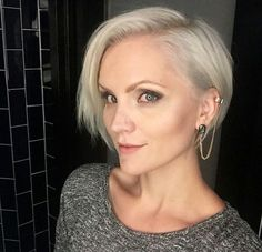 #2: Messy Pixie for Short Hair Multidirectional locks are fun and carefree – perfect for summer weather or for an artistic endeavor. Have your hair cut with very short layers and then use a light gel to tousle it into place.