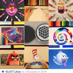 Happy New Years everyone! Wishing you a happy and healthy 2017. Here are my top nine posts from 2016. That's a lot of likes, thanks so much. The journey wouldn't be the same without you. Here's to more fun and creative exploration in 2017. Cheers! ✨🎉🙏🏼  by @kitslam   YouTube | Instagram | Facebook | http://www.youtube.com/kitslam